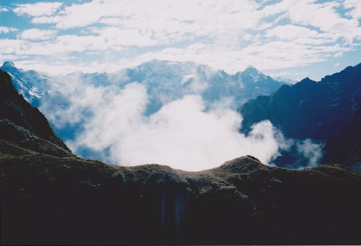 Inca Trail, Peru, 2004