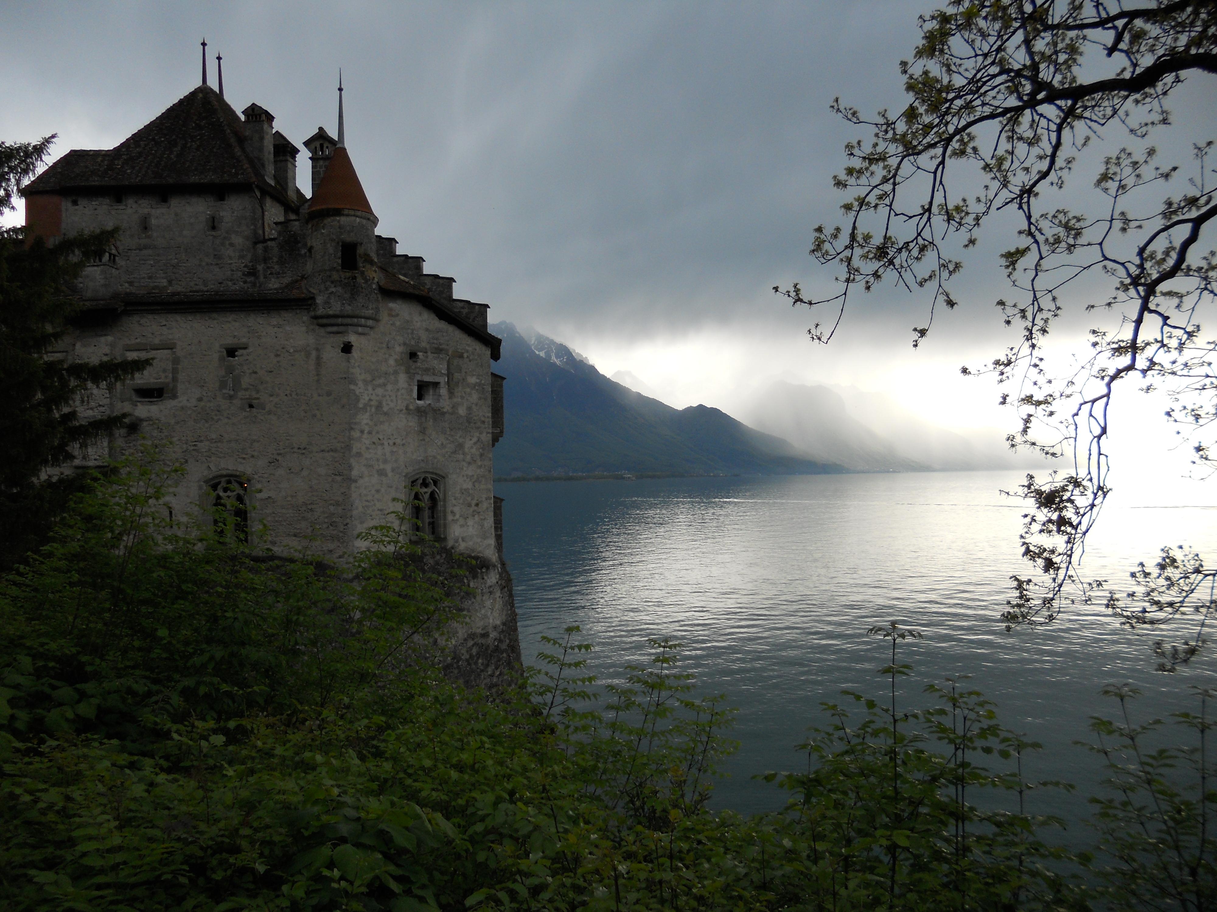 Chateau de Chillon, Montreux, Switzerland, 2010