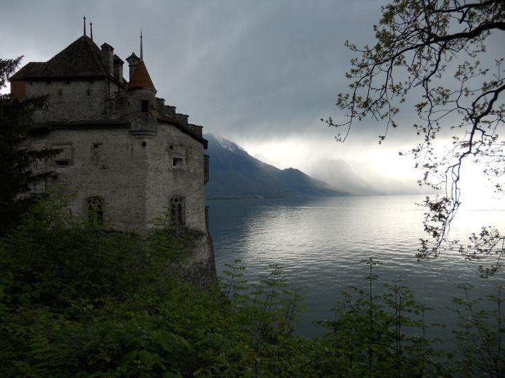 Chateau de Chillon, Montreux, Switzerland, 2010